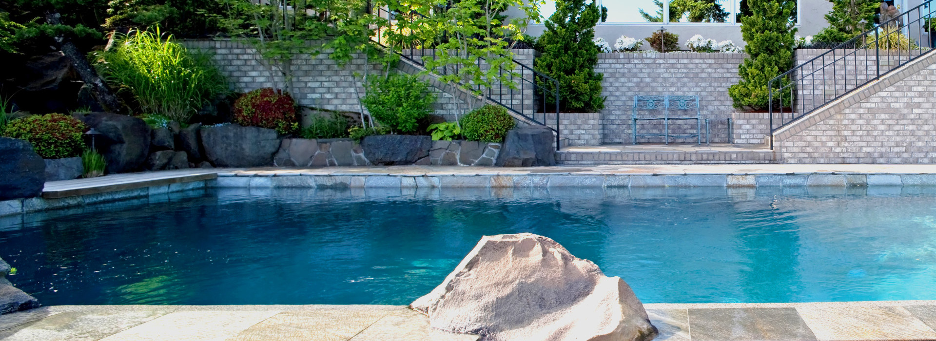 Landscaper hamilton burlington beaudry group for Pool design hamilton